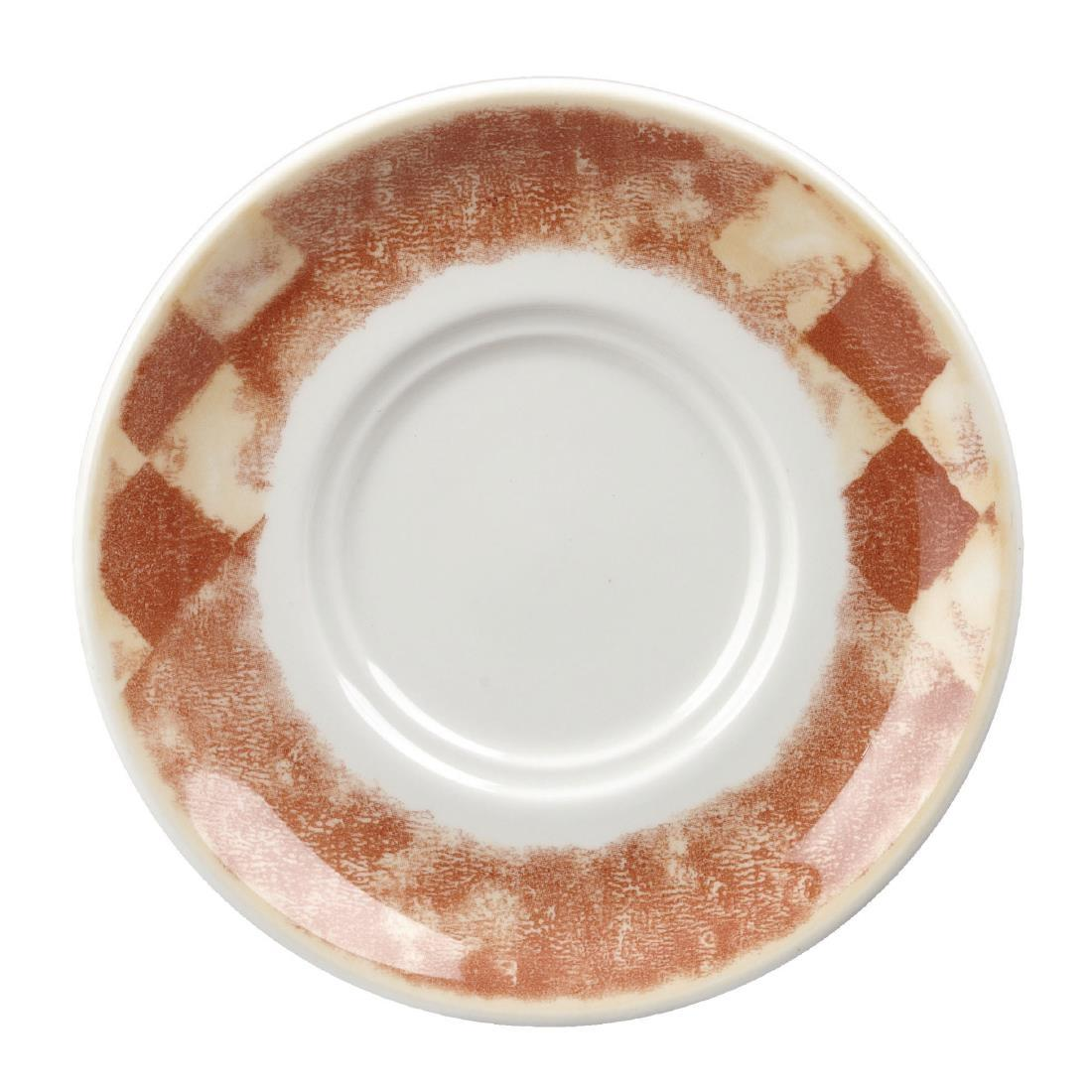 W063 - Tuscany Maple Saucer
