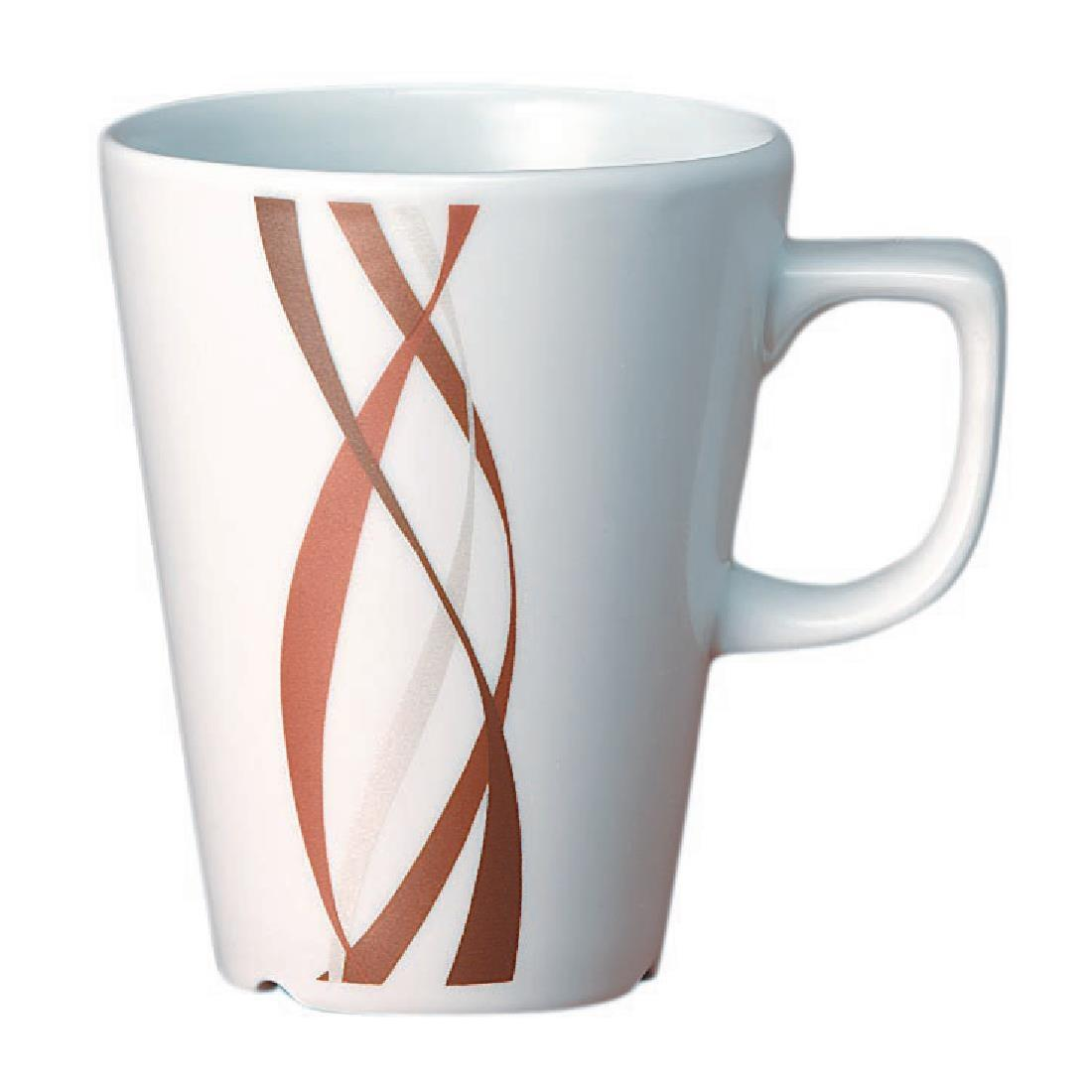 W536 - Helix Cafe Latte Mug