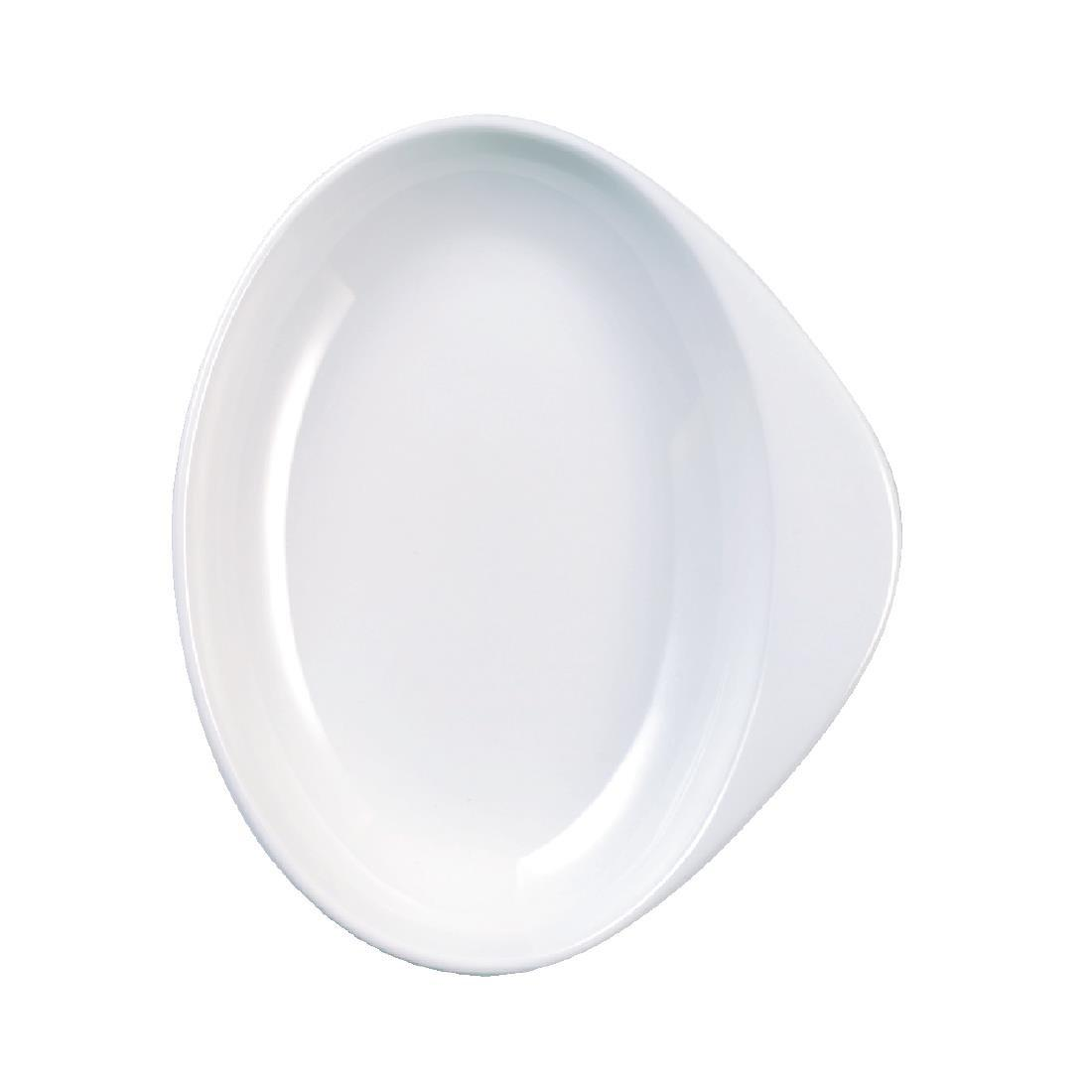 W584 - Alchemy Cook & Serve Oval Dish