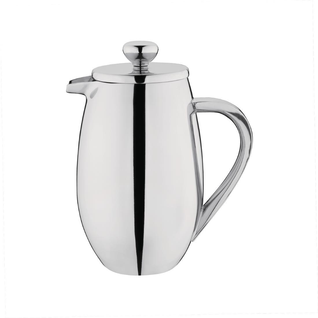 W836 - Stainless Steel Cafetiere