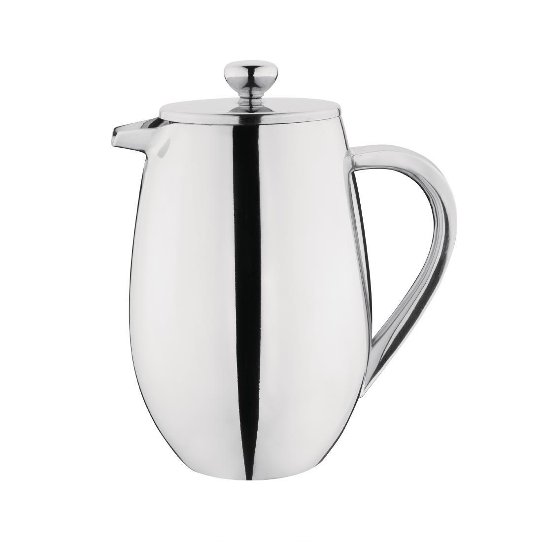 W837 - Stainless Steel Cafetiere