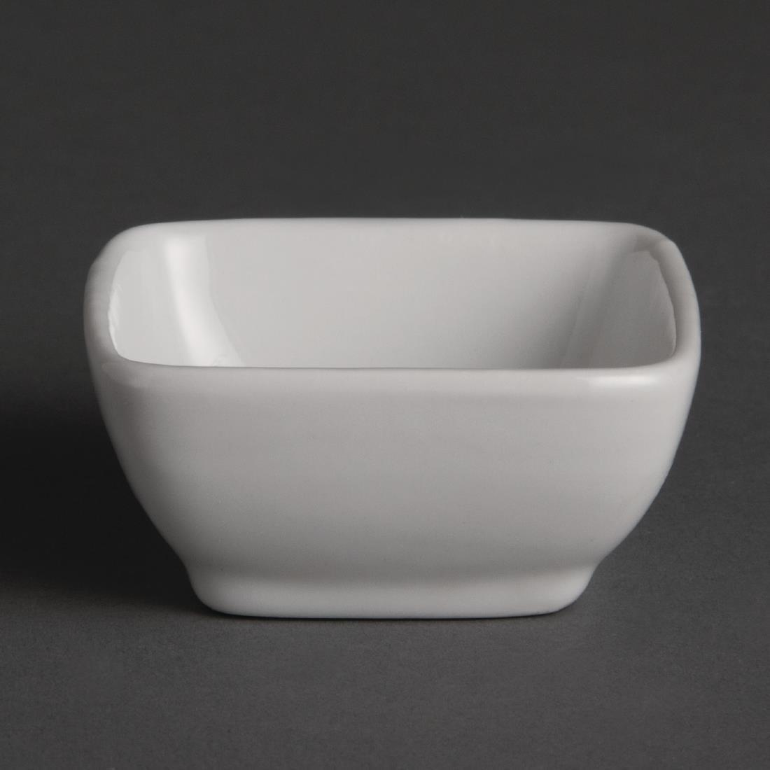 Y137 - Olympia Miniature Rounded Square Dish