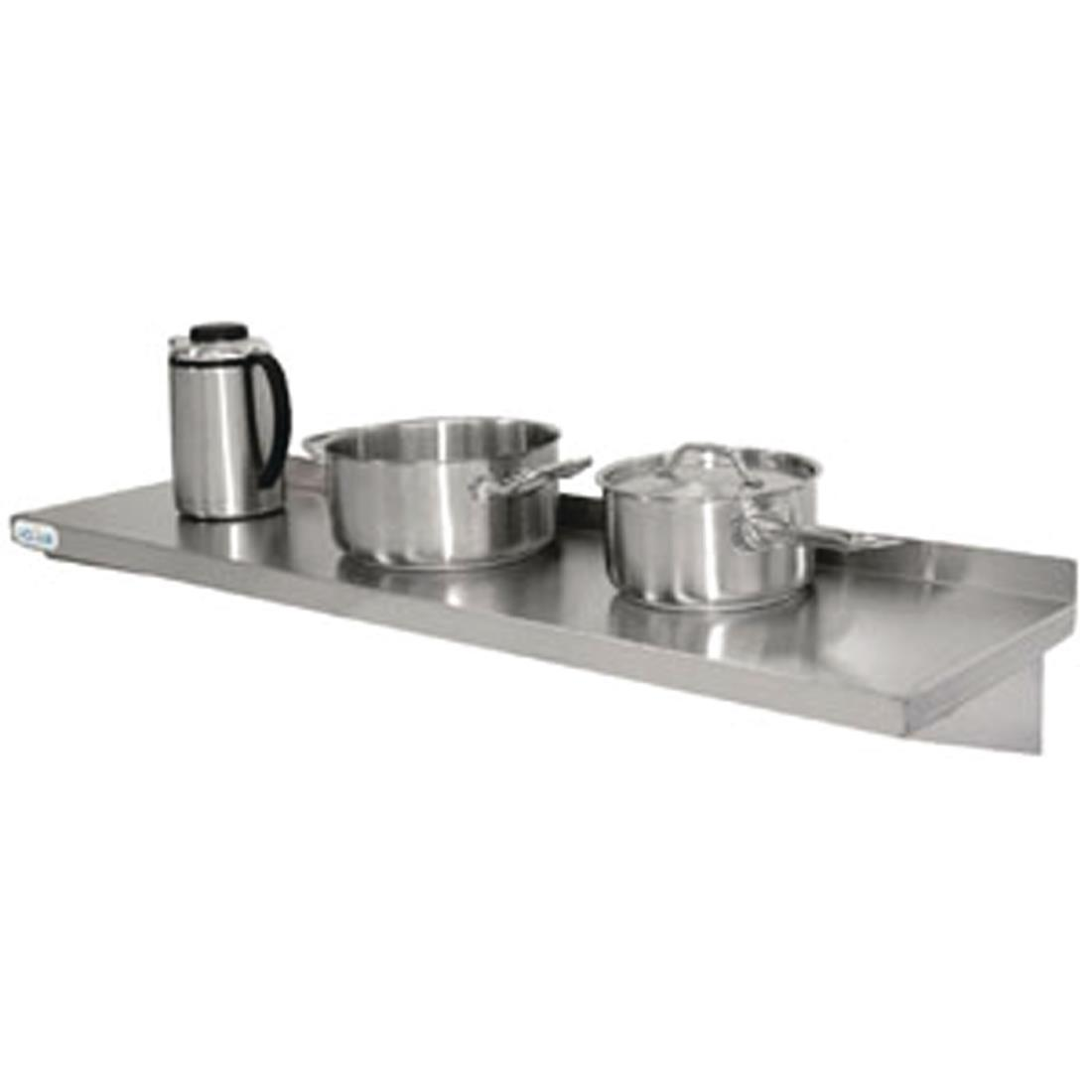 Y753 - Vogue Stainless Steel Kitchen Shelf