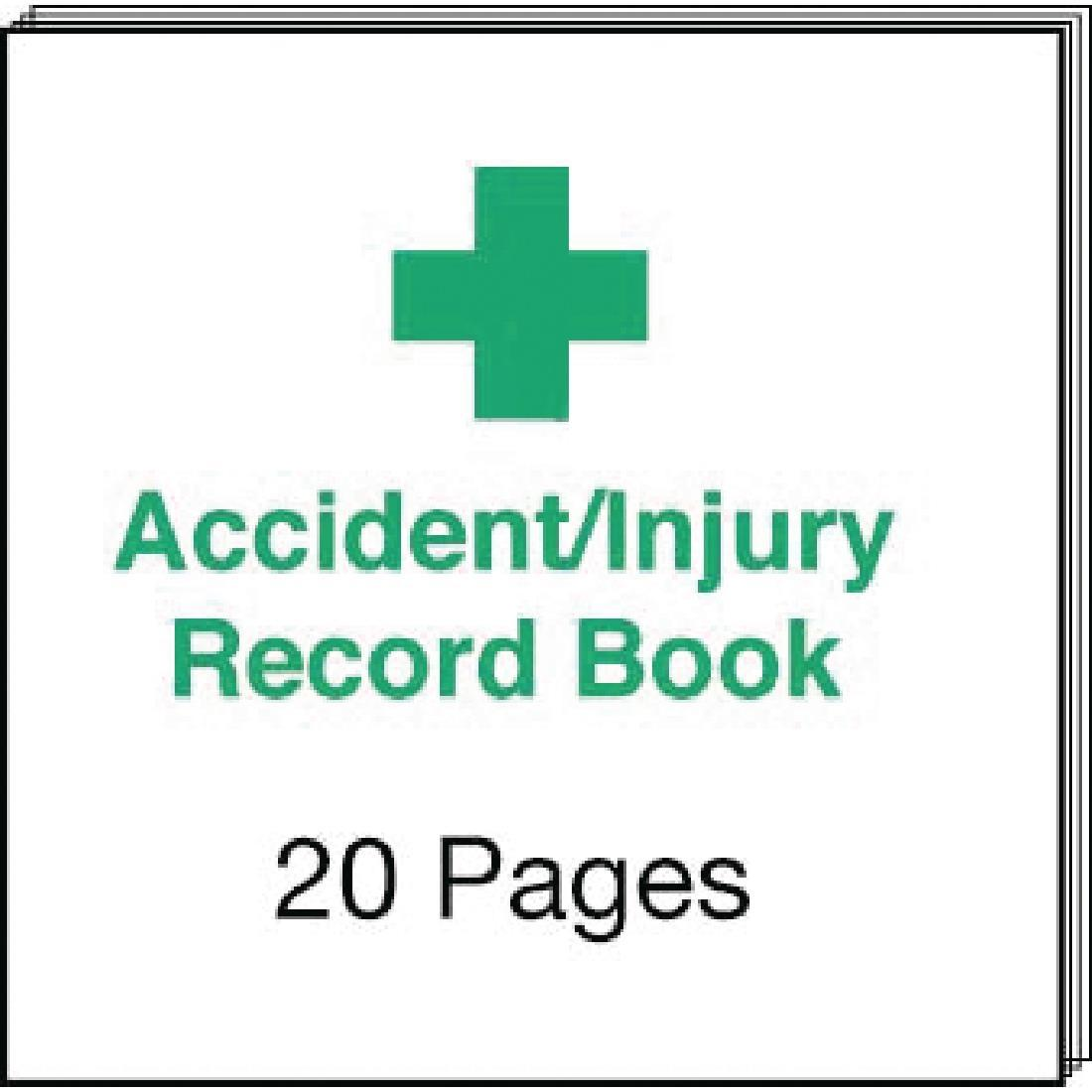 Y924 - Accident Record Book