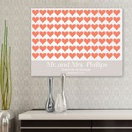 Love Heart Canvas