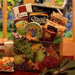 Bistro Gourmet Gift Basket - Vintage Gourmet at its Best!