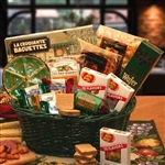 Last Minute Gourmet Gift Basket - A Mix of Gourmet and Sweet Treats