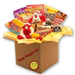 Keep Hanging In There Care Package - Fun Plush Monkeys & Crossword Puzzle Book