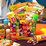 Crayola Childrens Gift Collection - Activities and Treats for Kids