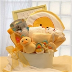 Baby Bath Gift Set - Pamper Baby with This Bath Gift!