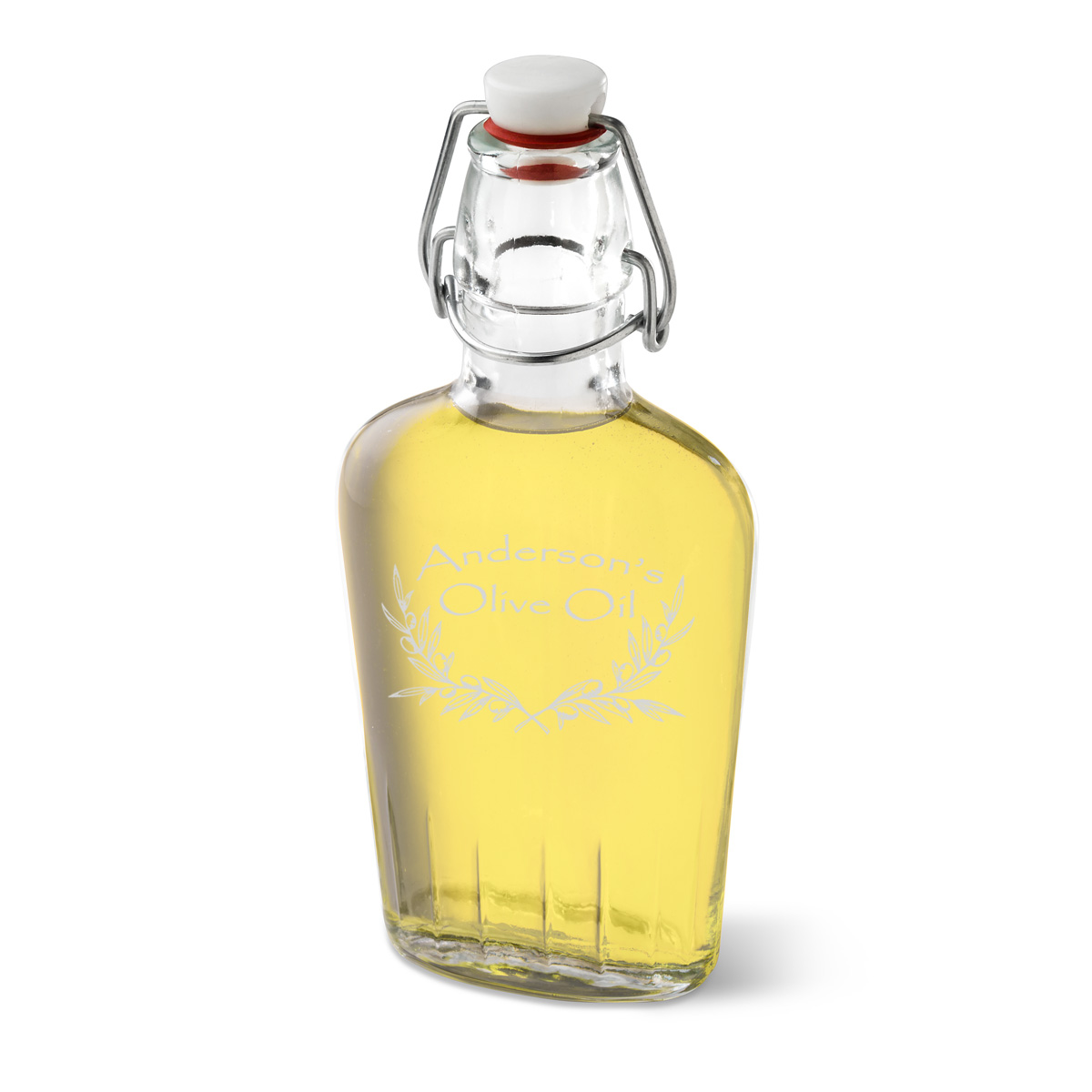 Oil Glass Bottle   Personalized Olive Oil Glass Bottle   Arttowngifts.com
