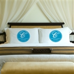 Personalized Magic Circle Pillow Case Set
