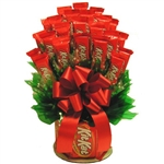 Kit Kat Candy Bouquet