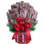Twizzler Lovers Candy Bouquet Comes in Two Sizes
