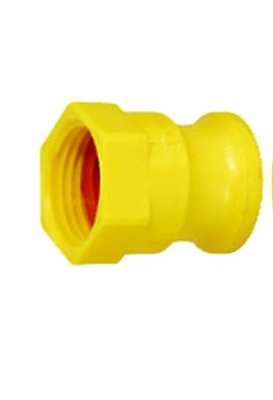 "(A) 3/4"" Male Adapter/Female GHT Nylon - P/N 075A-NGHT"