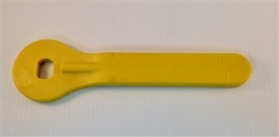 Handle, Lg/Yellow; Ball Valves 4011N-20, 4011F-20, 4011W-20, 4012Z-00, 2012N-00 - P/N 4L102-10