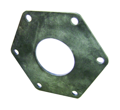 "Cross-Linked Polyethylene Gasket for 3"" Fitting - P/N 64201"