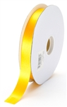 small gold satin ribbon