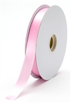 small pink satin ribbon