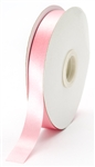small mauve satin ribbon