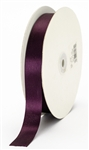 small plum satin ribbon