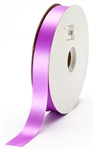 small violet satin ribbon