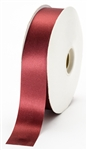 large brown satin ribbon