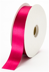 large madame red satin ribbon