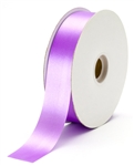 large lavender satin ribbon