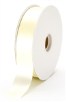 large eggshell satin ribbon