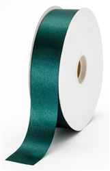 large hunter satin ribbon