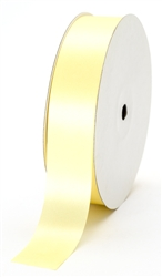 large maize satin ribbon