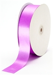 large violet satin ribbon