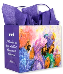 Wise Men Christmas Gift Bag