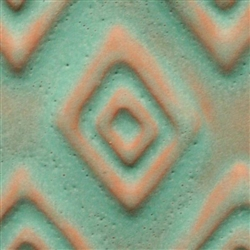AA-22 Aztec Turquoise Amaco Artist Choice Low-Fire Glaze
