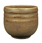 PC-61 Amaco Potters Choice Glaze Textured Amber pint