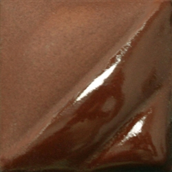V-313 Red Brown (2 oz) Amaco Velvet Under-Glaze
