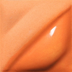 V-384 Real Orange (pint) Amaco Velvet Under-Glaze