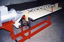 BLUEBIRD EXTRUDING TABLE FITS: 675, 800,PS-1 AND 3000 Pugmills