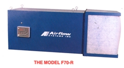F-70R Standard Air Filter with 95% Bag Filter
