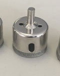 Diamond Hole Saw : 40 mm For Glass and Ceramics