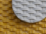 "Texture Mat Basket Weave : 8"" X 12"" : Chinese Clay Art"
