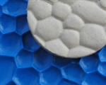 "Texture Mat : Rocks : 8"" X 12"" : Chinese Clay Art"