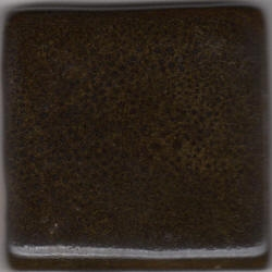 MBG141 Coffee Bean (pint) Coyote Texas Two Step Oil Spot Glaze