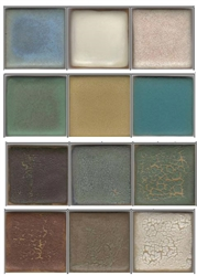 COYOTE GLAZE: SAMPLE SET #4: Matts and Crawls