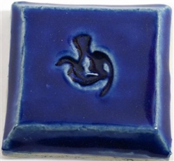 Clayscapes Glazes For Cone 6 : CP16 ROYAL BLUE : 5 Pound Dry Increments