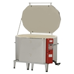 Evenheat RM II 2522 Oval Cone 8 Kiln