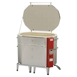 Evenheat RM II 2541 Oval Cone Low Fire Kiln