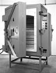 FREDRICKSON Commercial Front loading electric Kiln