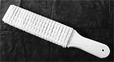 Rope Texture Paddle